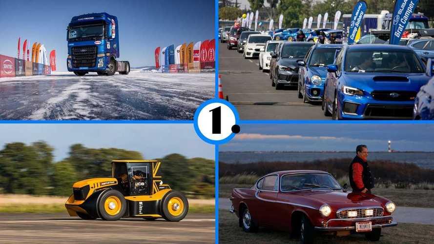 7 de los récords más interesantes del mundo del automóvil