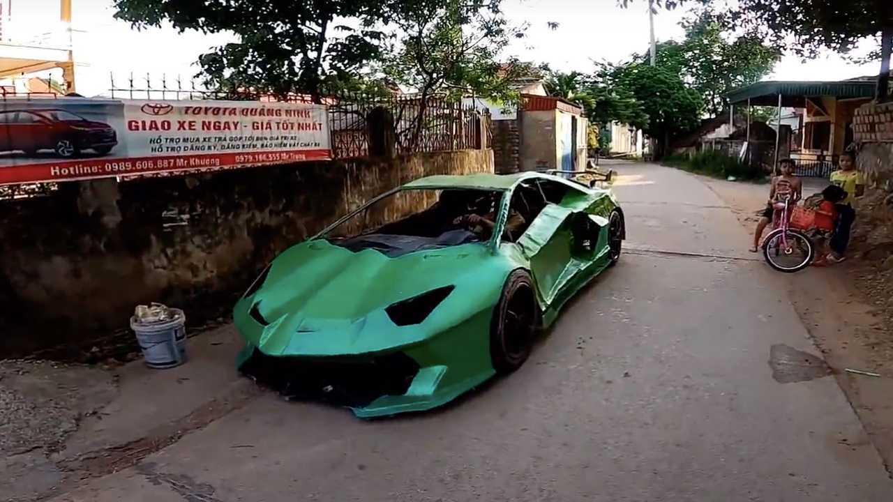 Lamborghini Aventador SVJ... dai creatori della FXX-K
