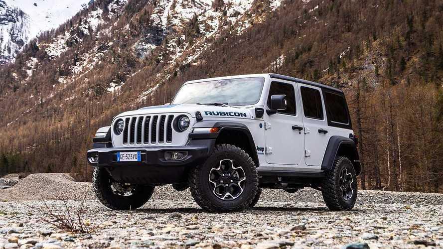 Prueba Jeep Wrangler 4Xe: la leyenda se pasa al lado eléctrico