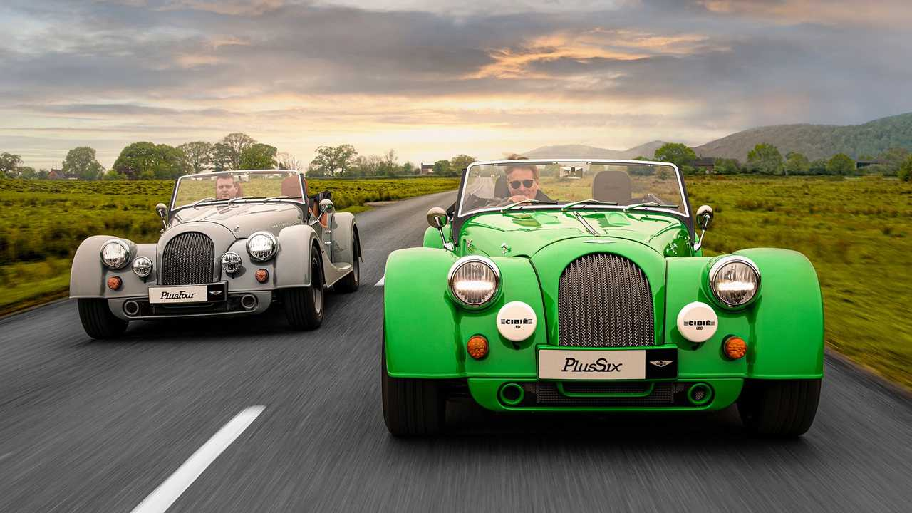 Morgan four-wheeled range updated for 2022