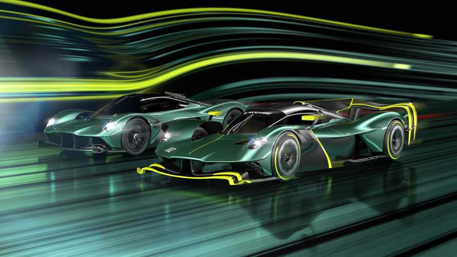 Aston Martin Valkyrie AMR Pro получил дисквалификацию в Гудвуде