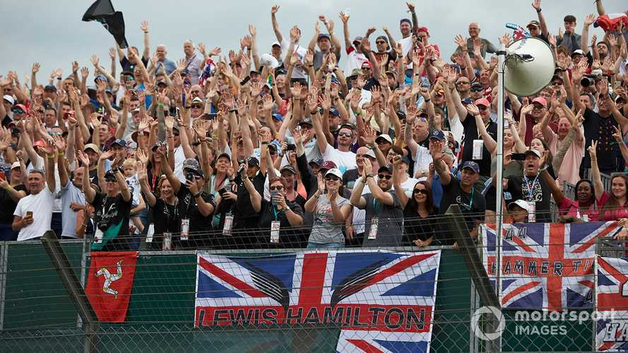 British GP to still welcome F1 fans but numbers may be restricted