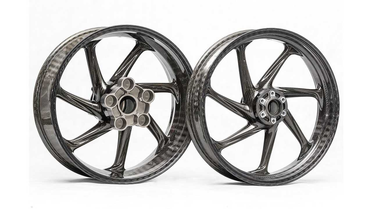 ThyssenKrupp Braided Carbon Fiber Wheels