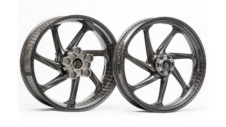 ThyssenKrupp Launch Carbon Wheels For Aprilia RSV4 And Tuono 1100