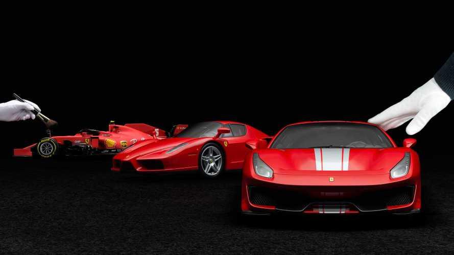 Ferrari Replicas From Amalgam