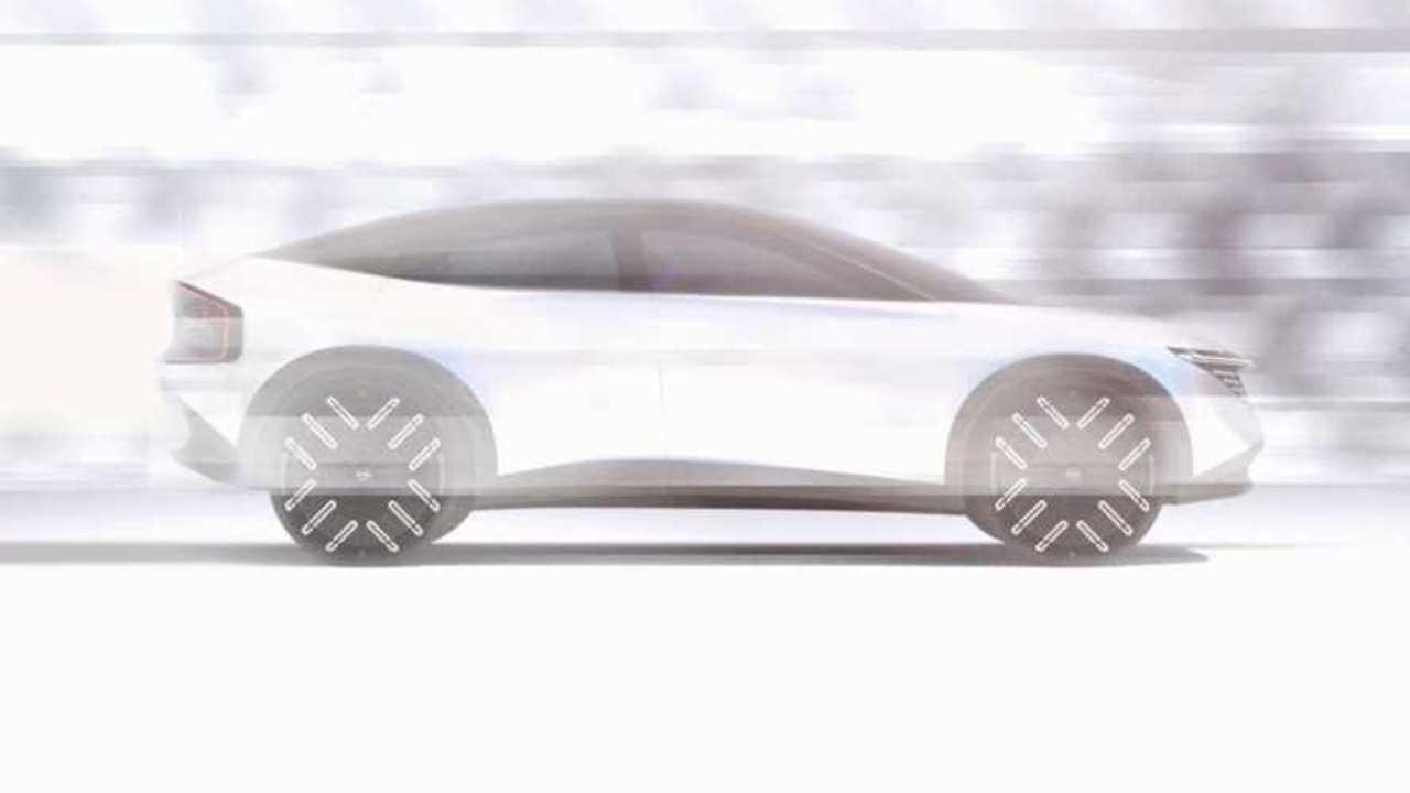 New Nissan sport cross ev