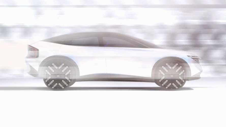 Nissan засветил спортивный кроссовер
