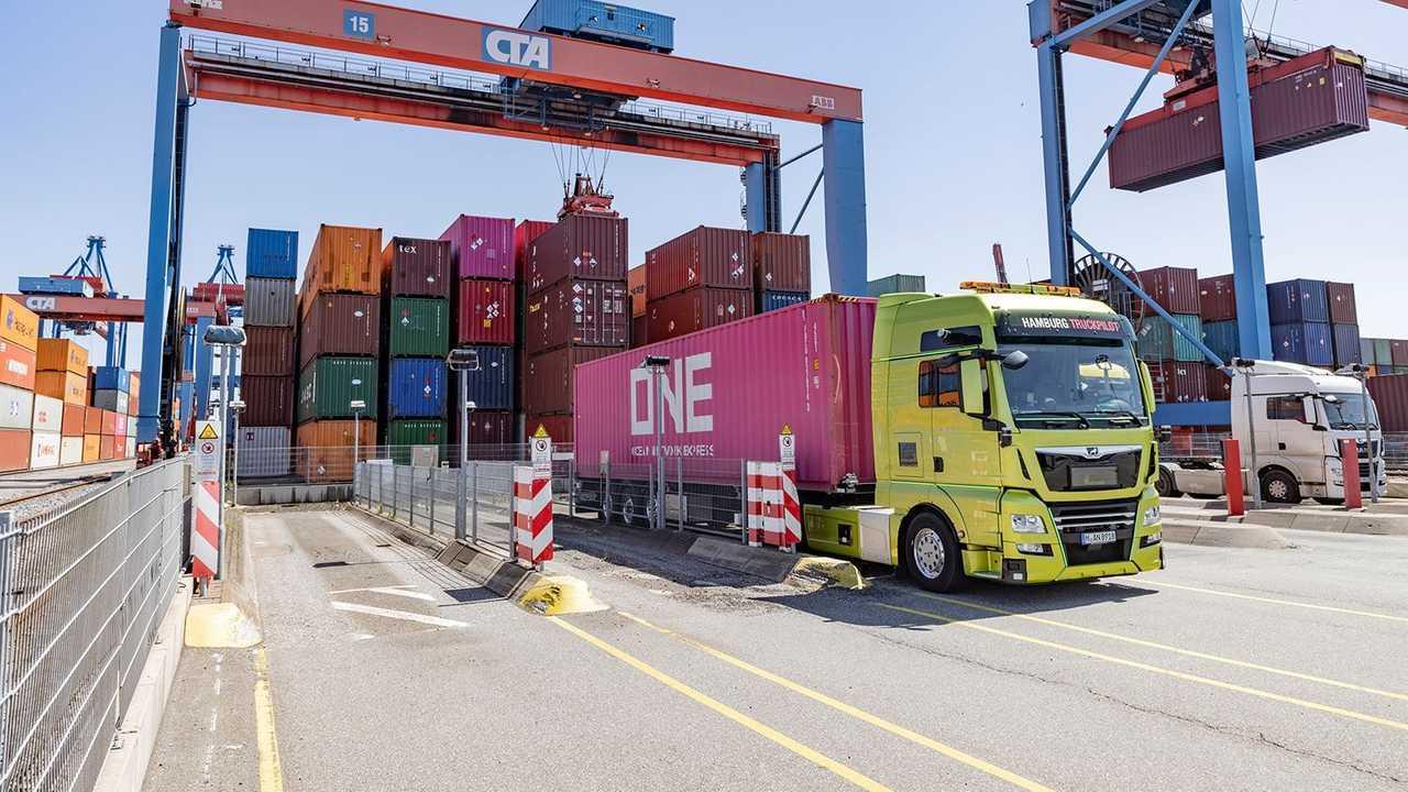 MAN, il progetto Hamburg Truck Pilot sulla guida autonoma