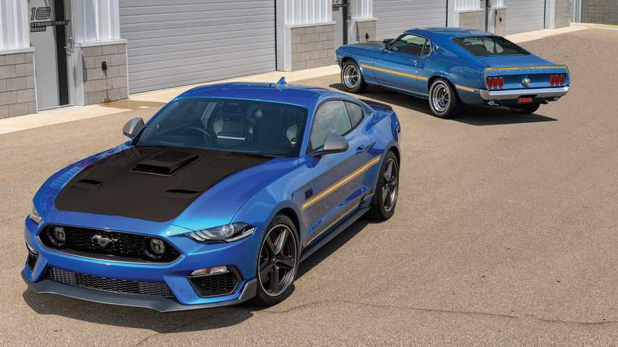 Enter Right Now For Chance To Win Two Ford Mustang Mach 1s And $35K Cash