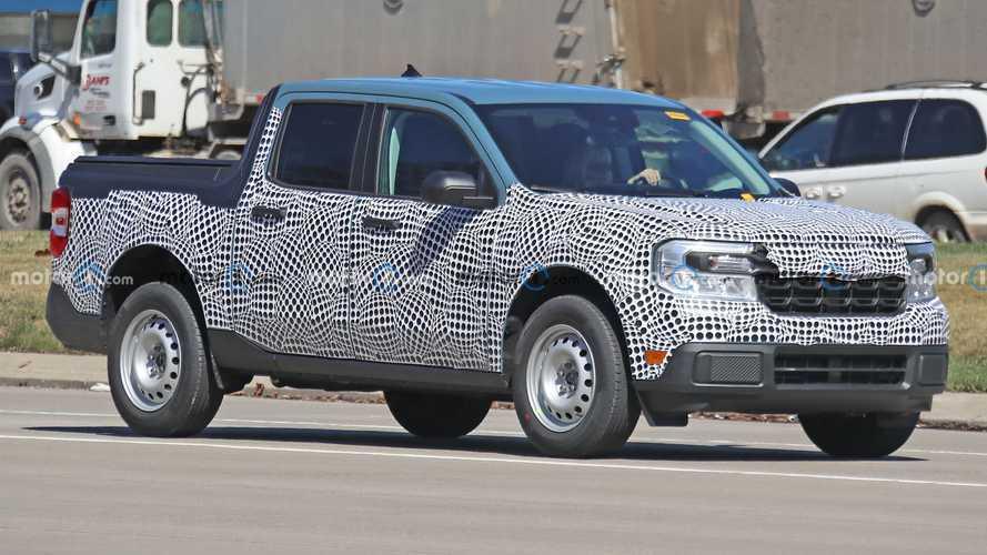 Ford Maverick'in tanıtımı birkaç hafta içerisinde gerçekleşebilir