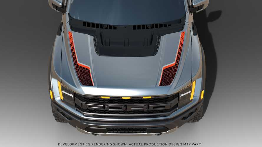 2021 Ford F-150 Raptor easter eggs
