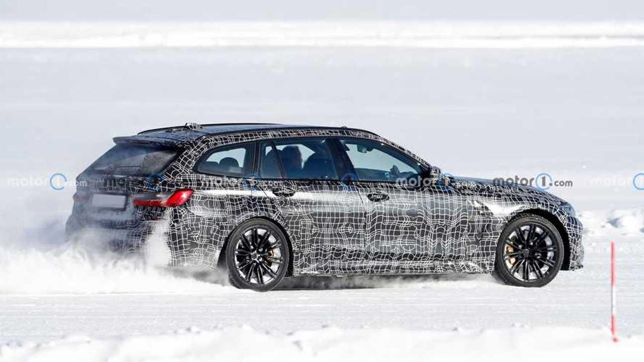 Prototype BMW M3 Touring