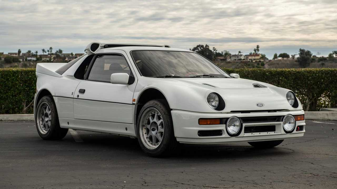 1986 Ford RS200 Evolution for sale (exterior)