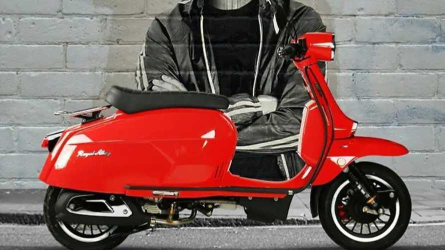 Can Royal Alloy Rival The Likes Of Vespa And Lambretta?