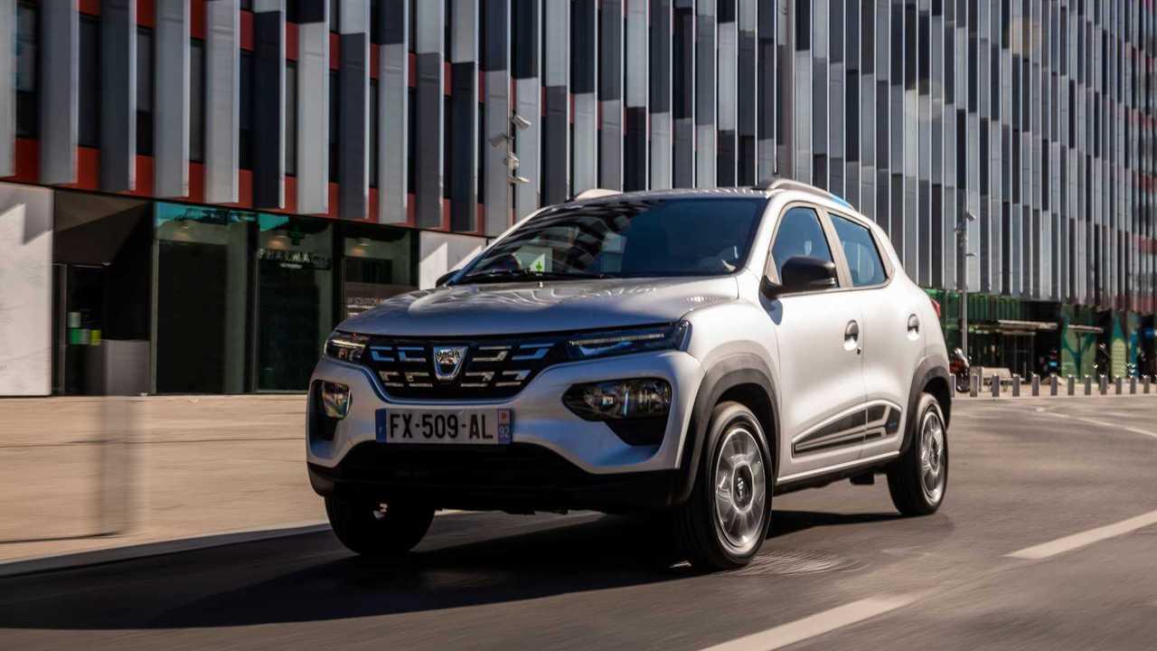 Comprar Dacia Spring 2021 barato electrico