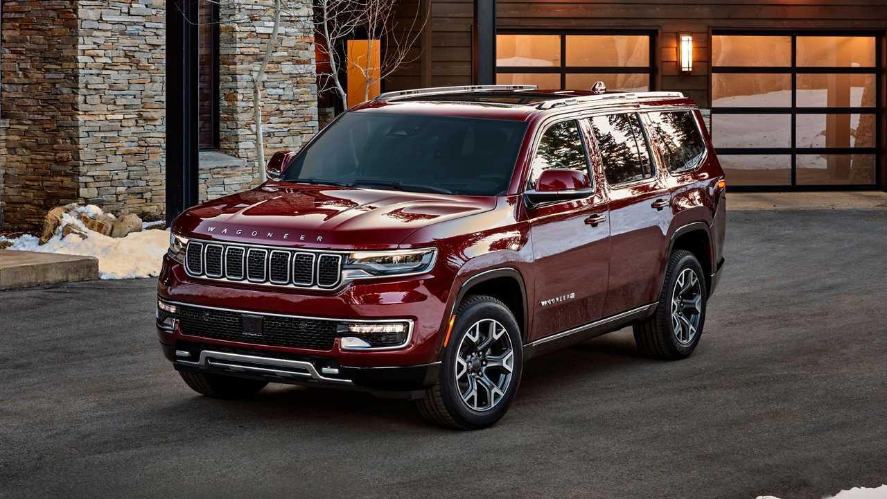 Jeep Wagoneer 2022 bakal mendapat versi lebih panjang.
