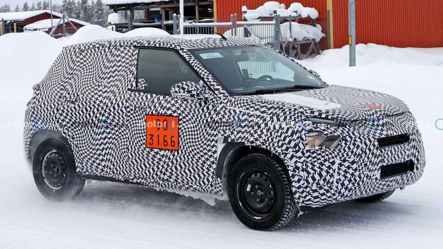 Novo SUV nacional sucessor do Citroën C3 já tem data para estrear