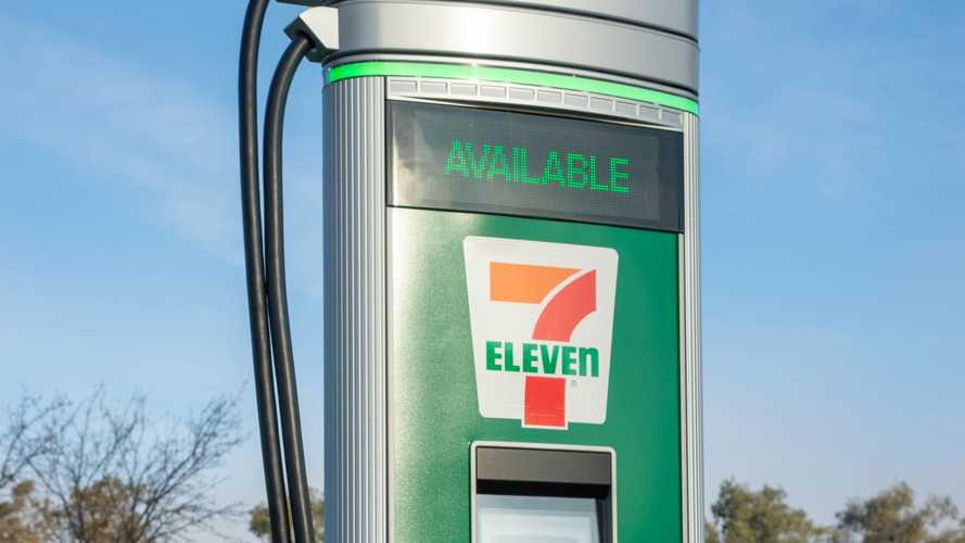 7-Eleven To Install DC Chargers At 250 Stores In U.S. And Canada