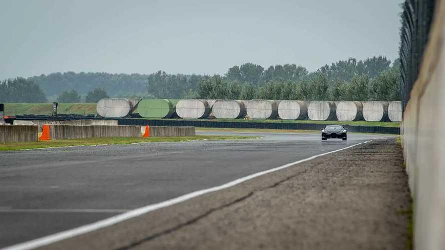 Bugatti La Voiture Noire series