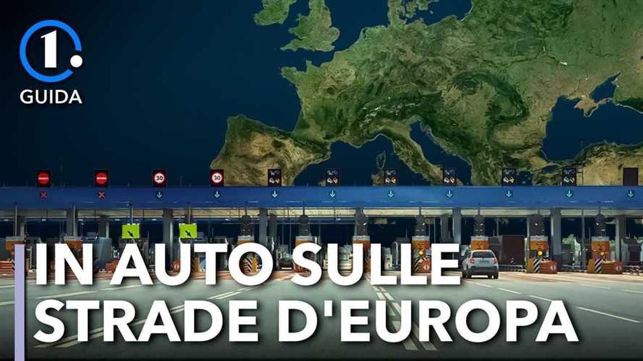 In auto sulle strade d'Europa