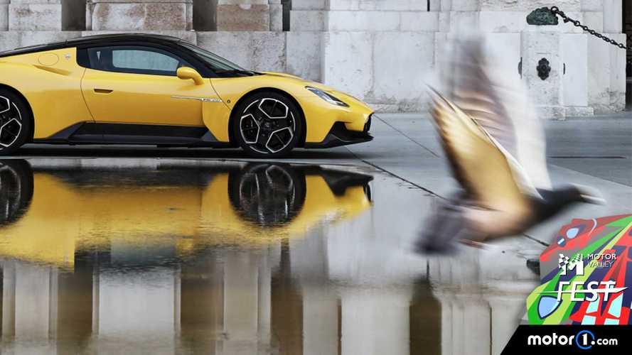 Vuelve el Motor Valley Fest con los mejores coches italianos