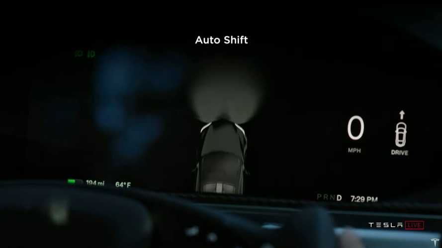 Auto Shift Coming To Tesla Model 3 And Model Y, Musk Tweets