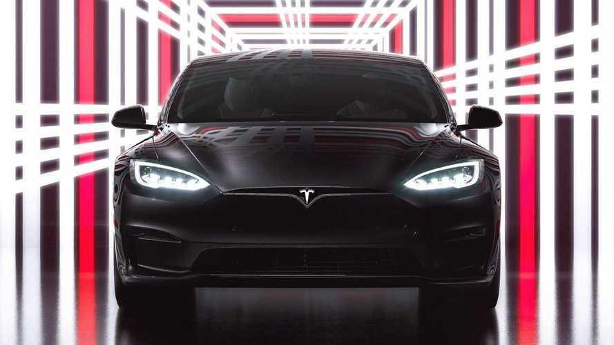 Новая Tesla Model S Plaid бьёт рекорды в первом независимом тесте