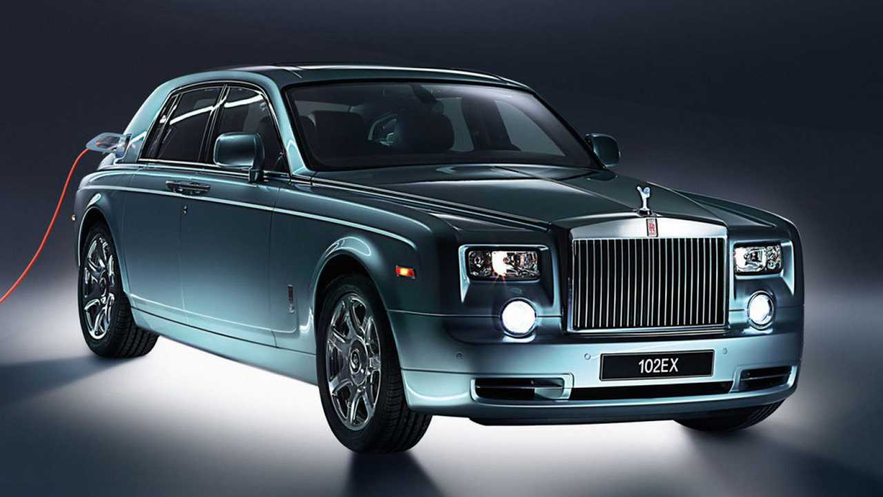 The Rolls-Royce Silent Shadow EV Is Officially Confirmed