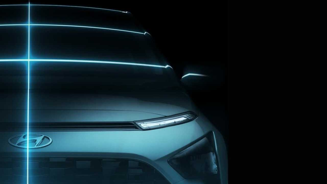 Hyundai is previewing a new tiny crossover for Europe
