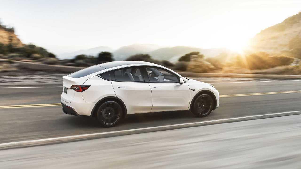 2021 Tesla Model Y – Starting At $48,990