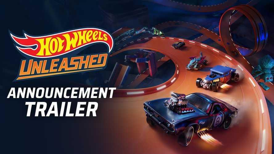 Hot Wheels Unleashed, le piccole auto giocattolo arrivano su console
