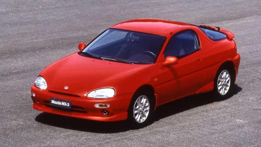 Mazda MX-3 1991-1998