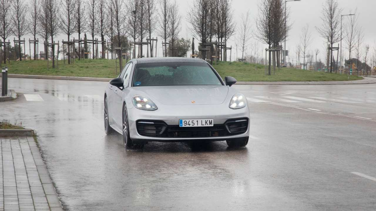 Prueba Porsche Panamera 4S E-Hybrid 2021