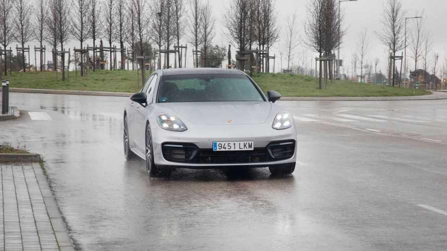 Prueba Porsche Panamera 4S E-Hybrid 2021: la cuadratura del círculo