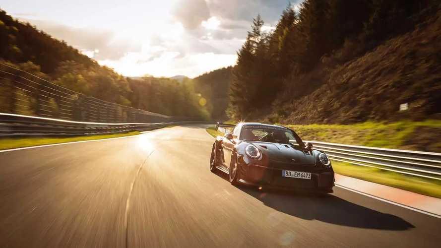 Porsche 911 GT2 RS Manthey Performance