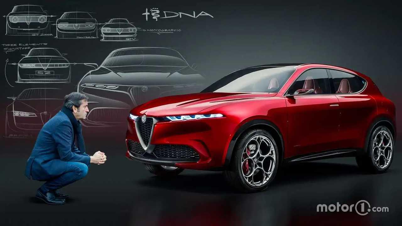 Alejandro Mesonero-Romanos e il nuovo design Alfa Romeo