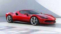 Ferrari 296 GTB: Mega-Plug-in-Hybrid mit 830 PS