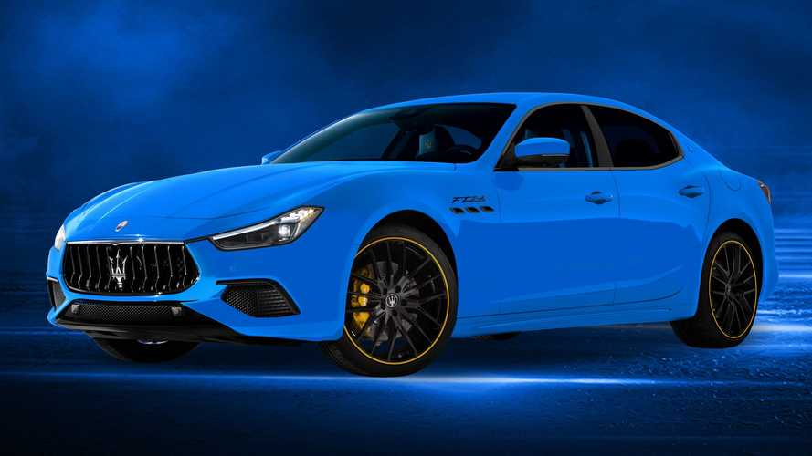 Maserati Ghibli And Levante F Tributo Special Edition Models
