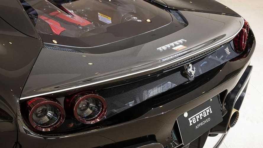 Ferrari J50, uno dei 10 esemplari in vendita in Giappone