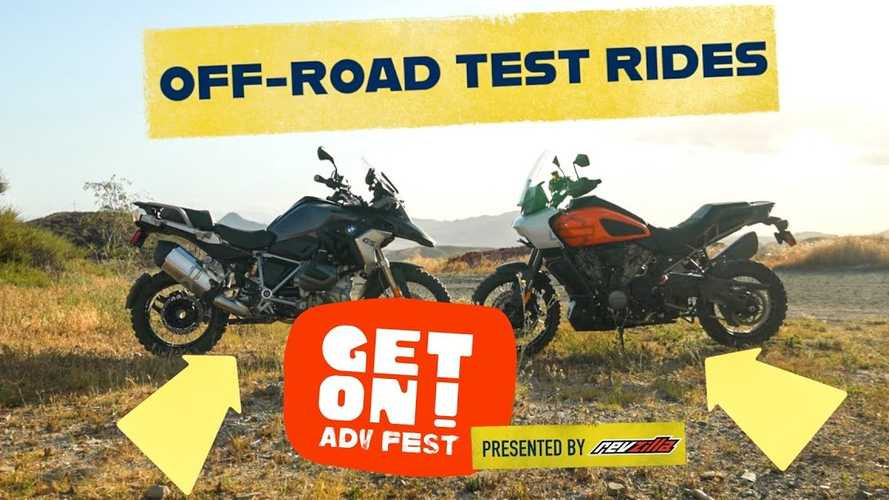 RevZilla Pulls Out All The Stops For The Get On! ADV Fest