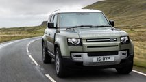 Land Rover Defender: Wasserstoff-Version in Entwicklung