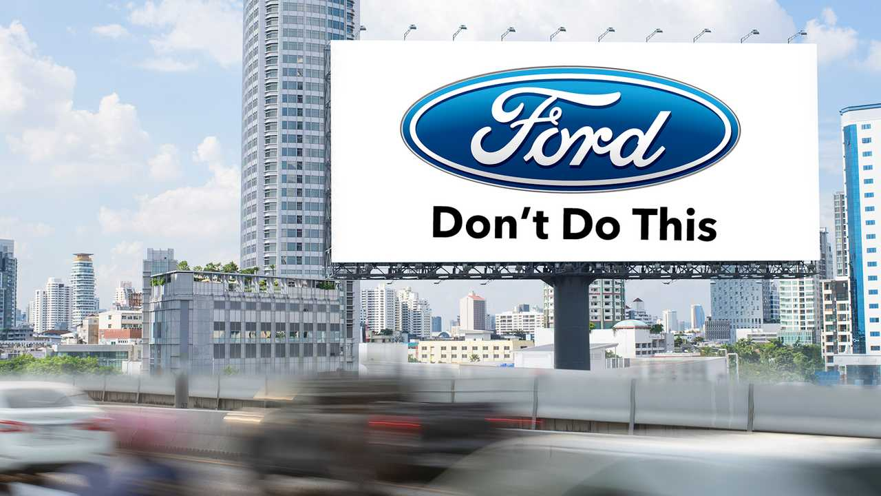Ford patents new billboard scanning tech.