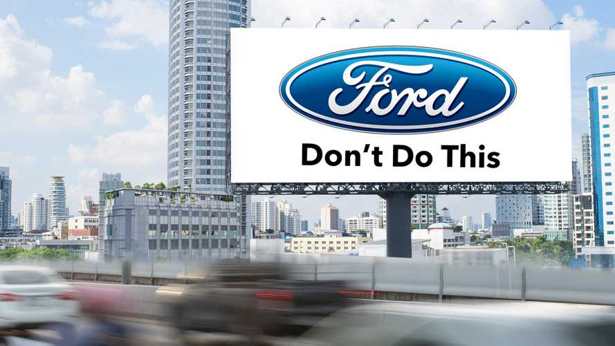 Ford patents terrible billboard scanning tech, shows in-car ads