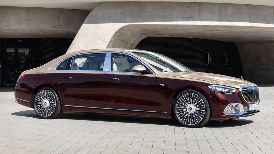 Mercedes-Maybach S 680 (2022)