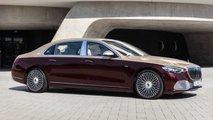 Mercedes-Maybach S 680 klammheimlich mit V12 enthüllt (Update)