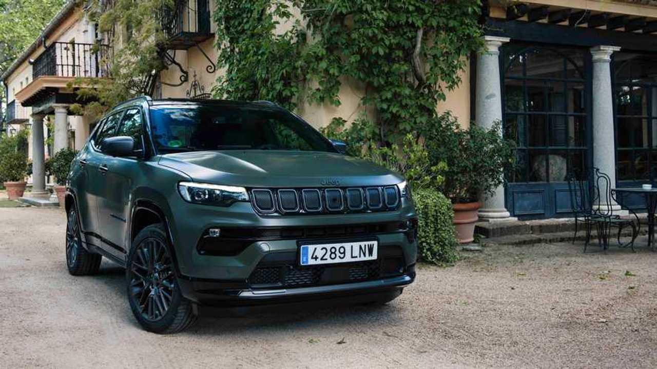Jeep Compass 2021, primera prueba