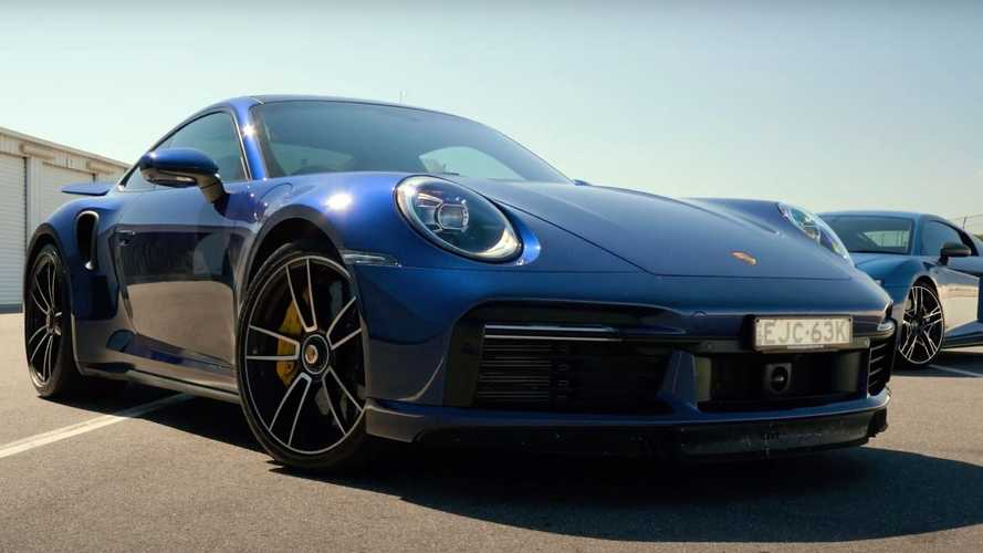Porsche 911 Turbo S vs Audi R8 Performance acceleration tests show one clear winner