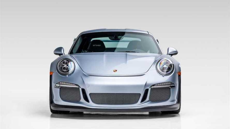 Porsche 911 GT3 RS Milik Jerry Seinfeld