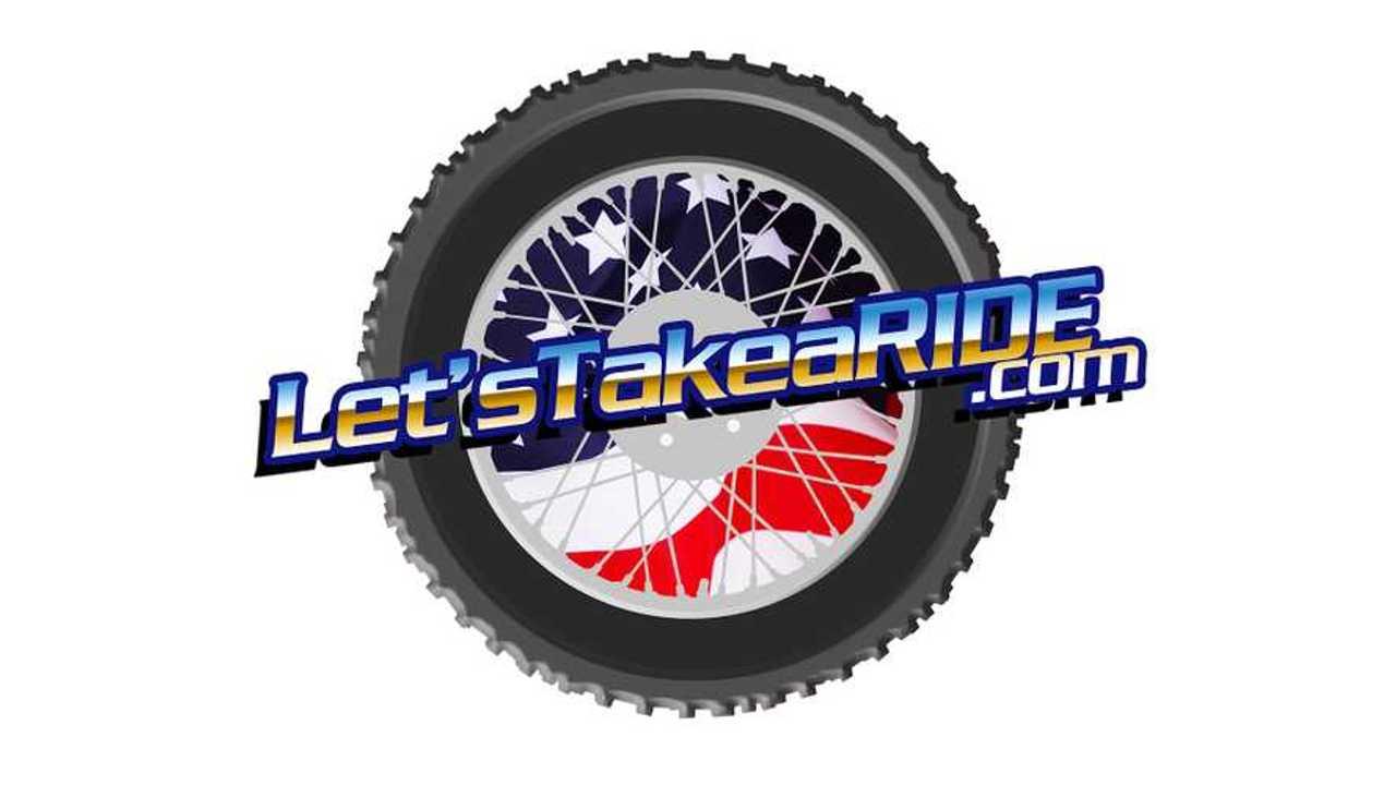 Let's Take a Ride Logo