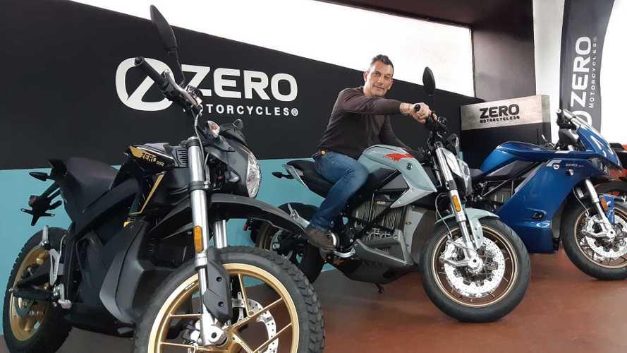 Zero Motorcycles: novità strategiche per l'Italia